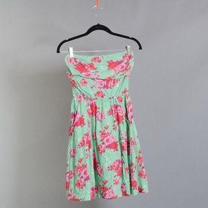 [Splendid] strapless mini dress